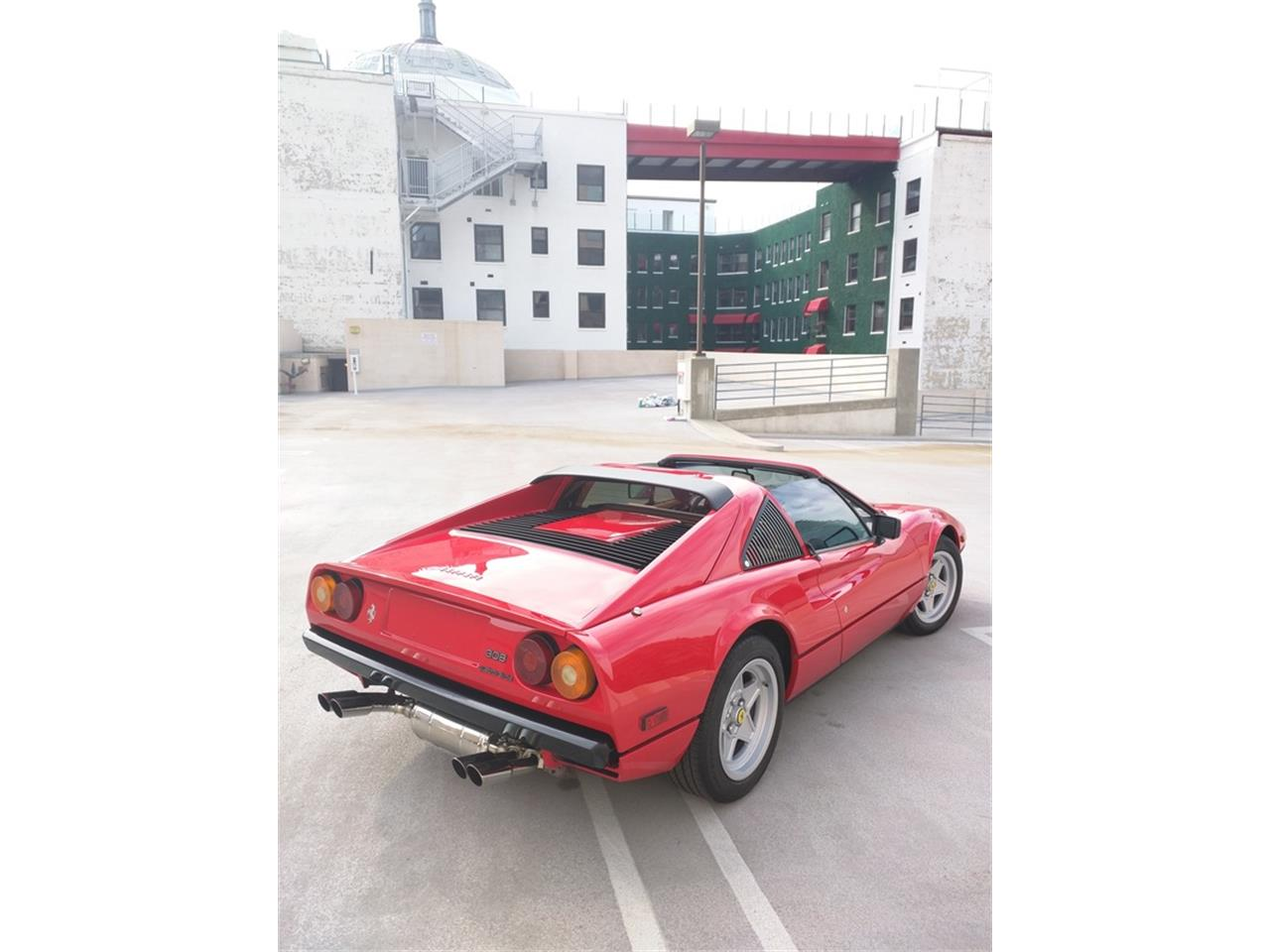 Large Picture of '85 Ferrari 308 GTS - G99N