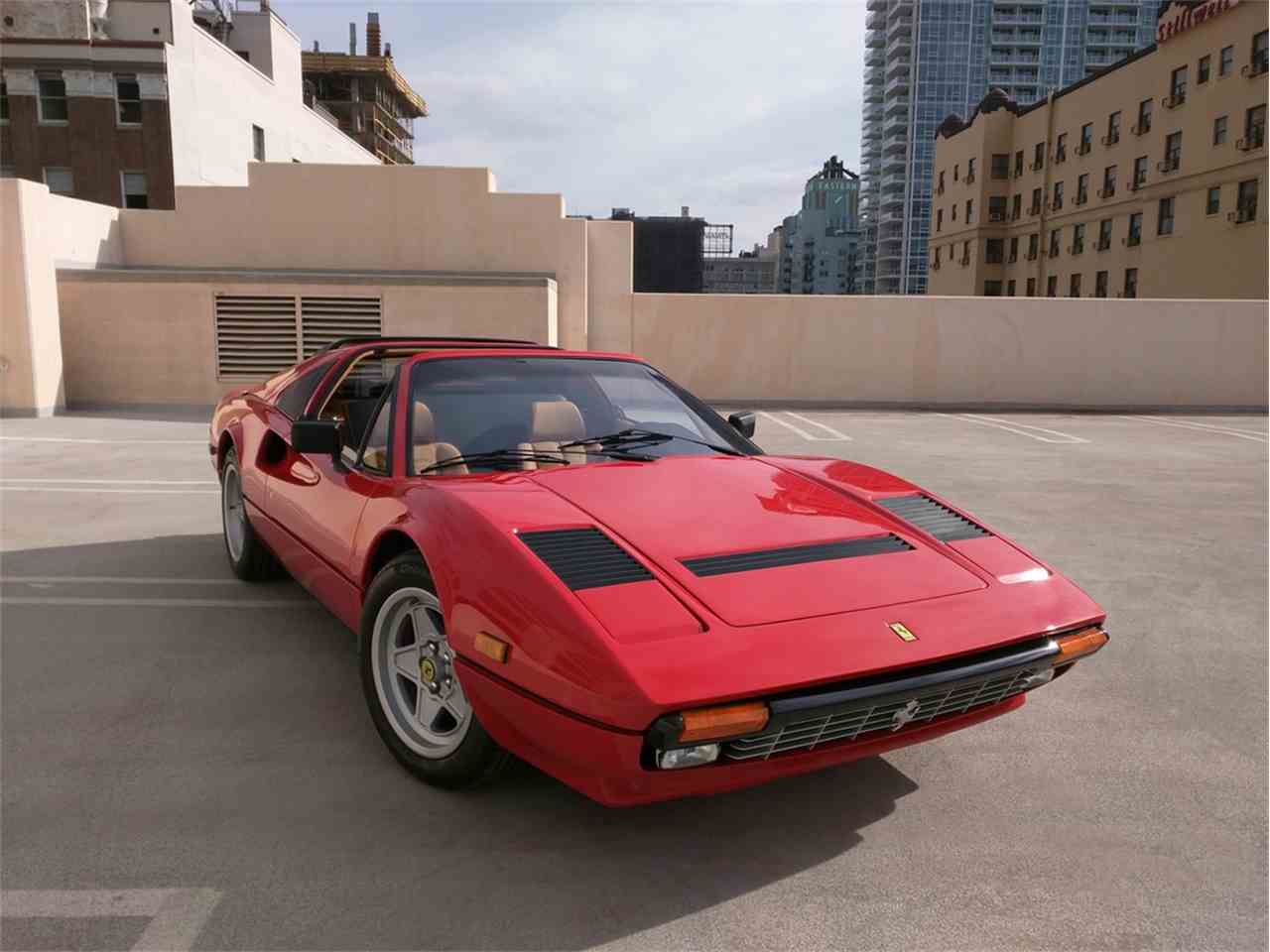 Large Picture of 1985 308 GTS located in Los Angeles California Offered by a Private Seller - G99N