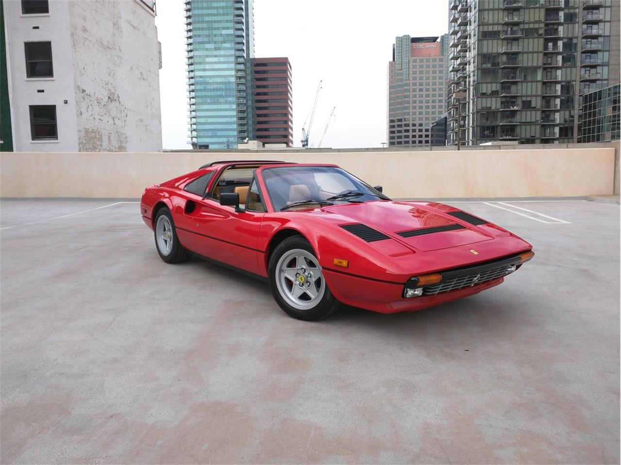 Large Picture of 1985 Ferrari 308 GTS located in California - G99N