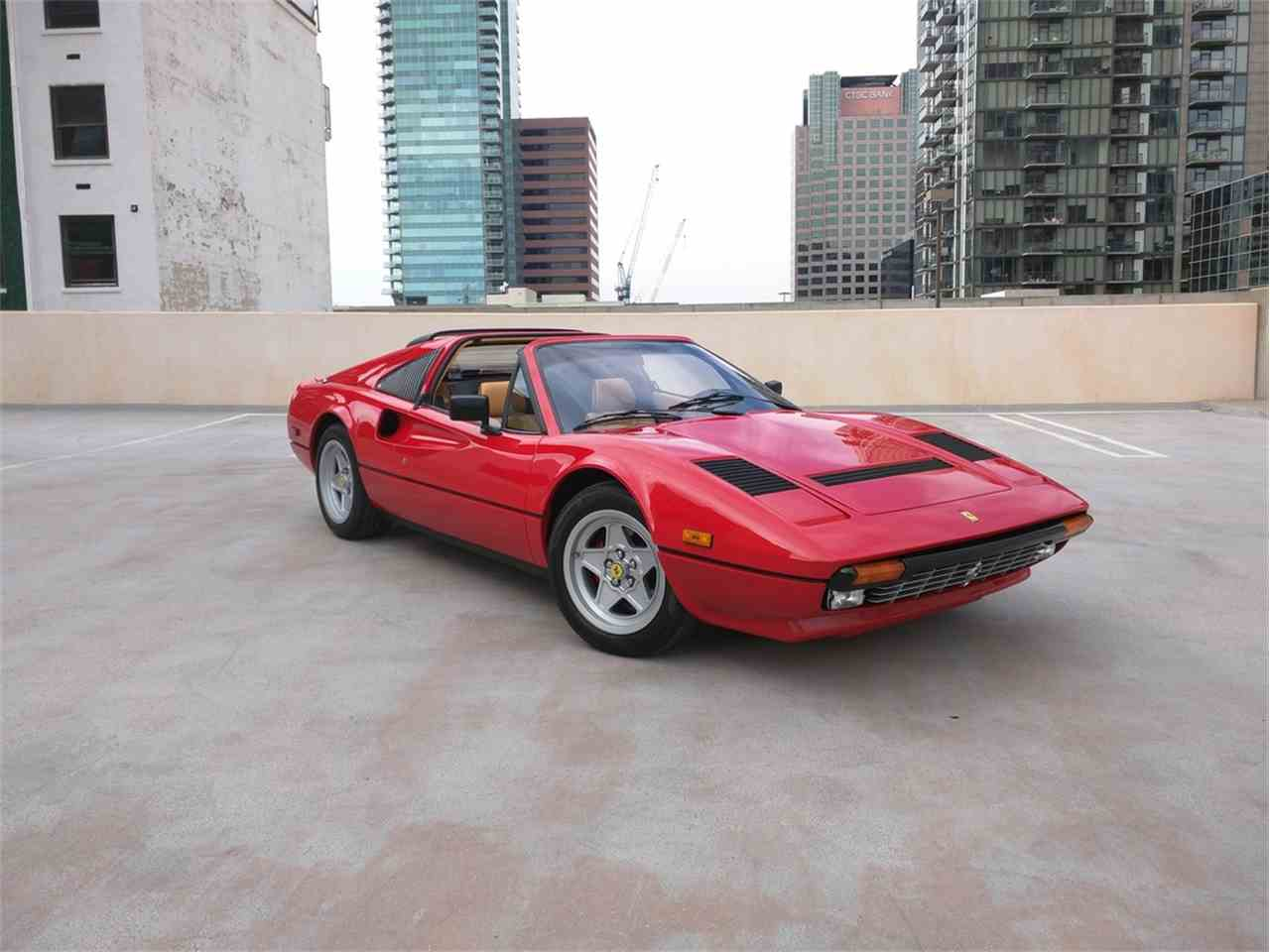 Large Picture of 1985 308 GTS - G99N