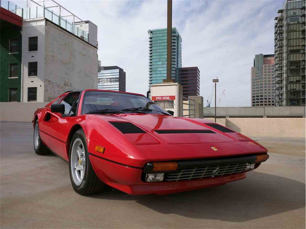 Large Picture of '85 Ferrari 308 GTS located in California - $60,000.00 - G99N