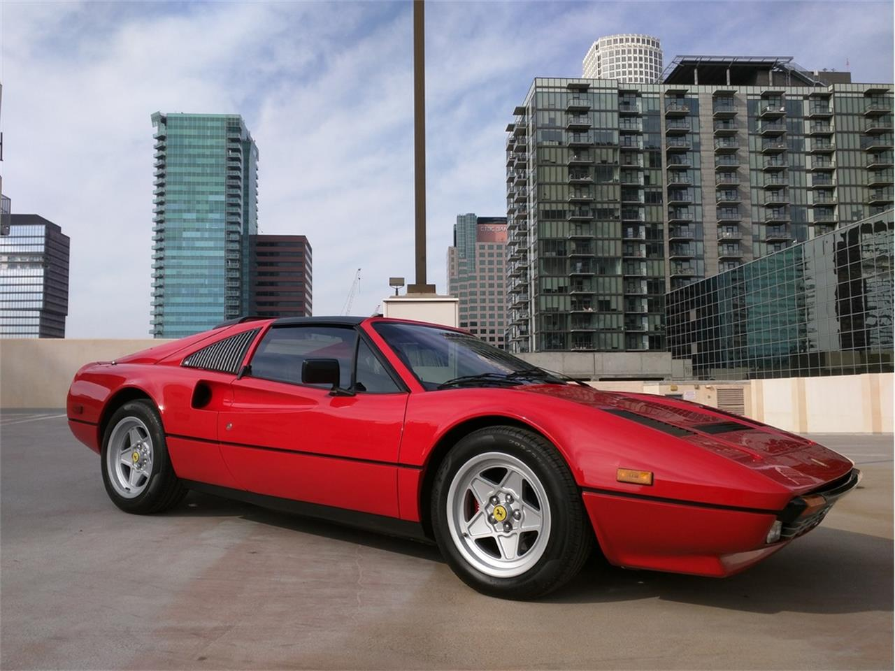 Large Picture of '85 308 GTS located in Los Angeles California Offered by a Private Seller - G99N