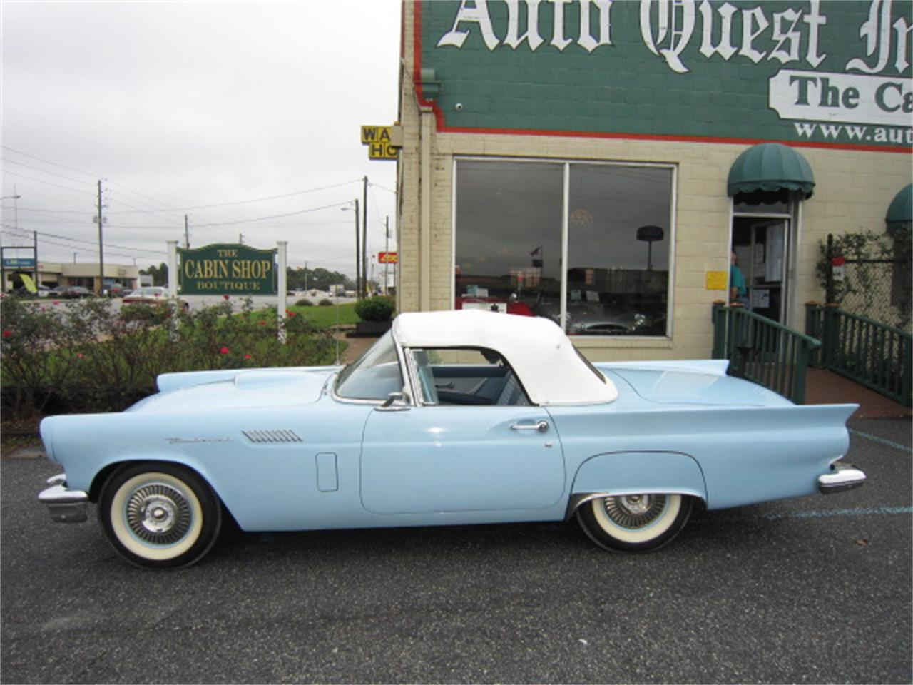 Large Picture of 1957 Ford Thunderbird Offered by Auto Quest Investment Cars - G9B2