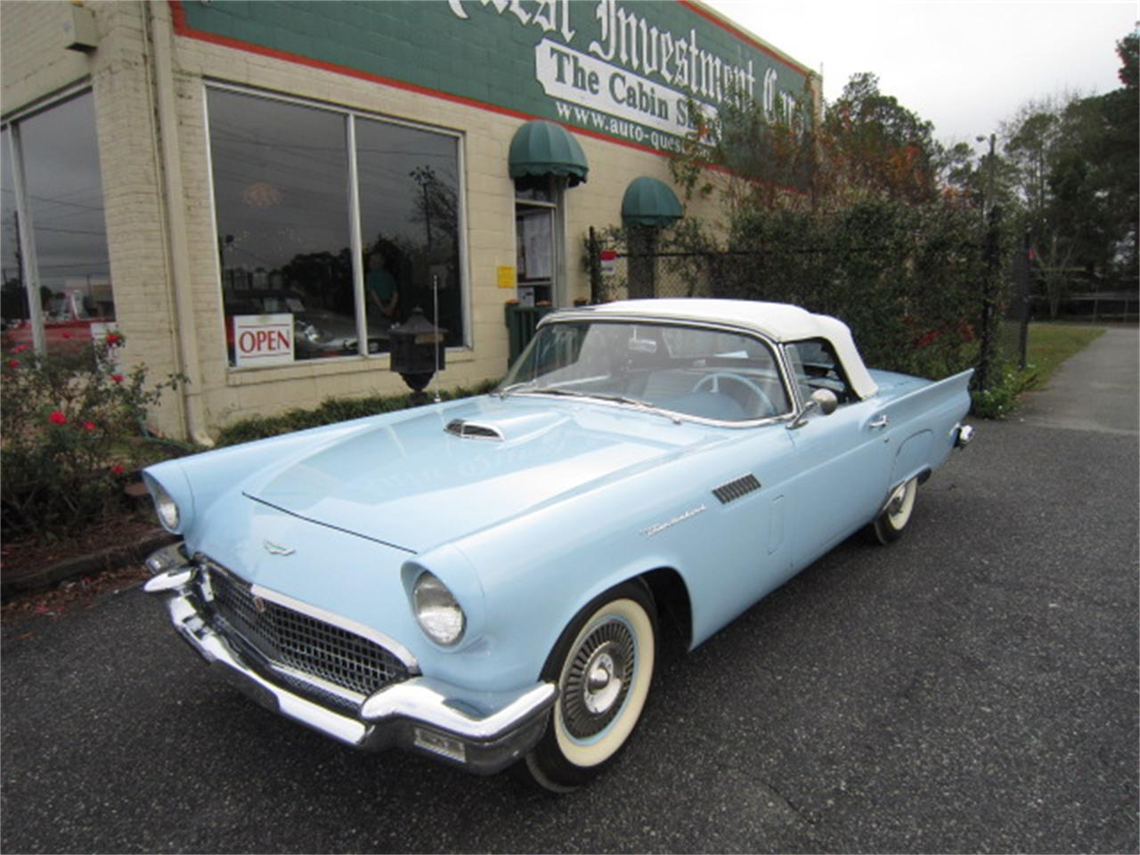 Large Picture of Classic 1957 Thunderbird - $59,995.00 - G9B2