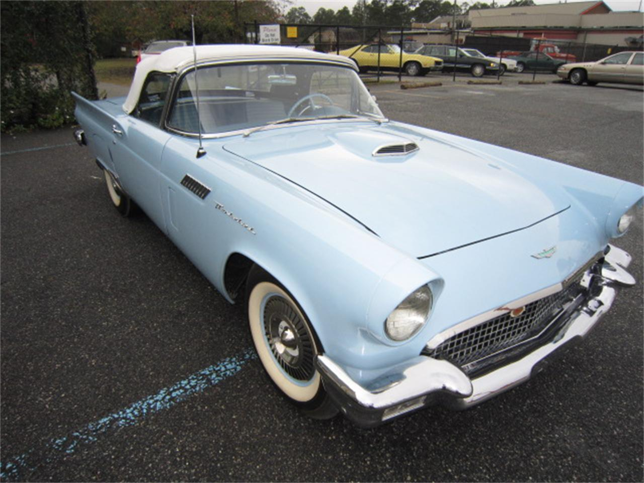 Large Picture of 1957 Thunderbird located in Tifton Georgia - G9B2
