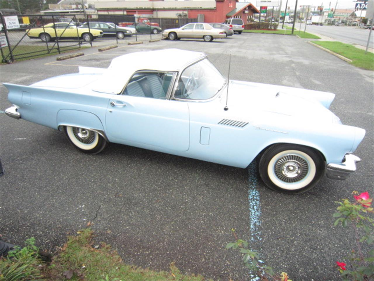 Large Picture of Classic 1957 Thunderbird located in Tifton Georgia - $59,995.00 - G9B2