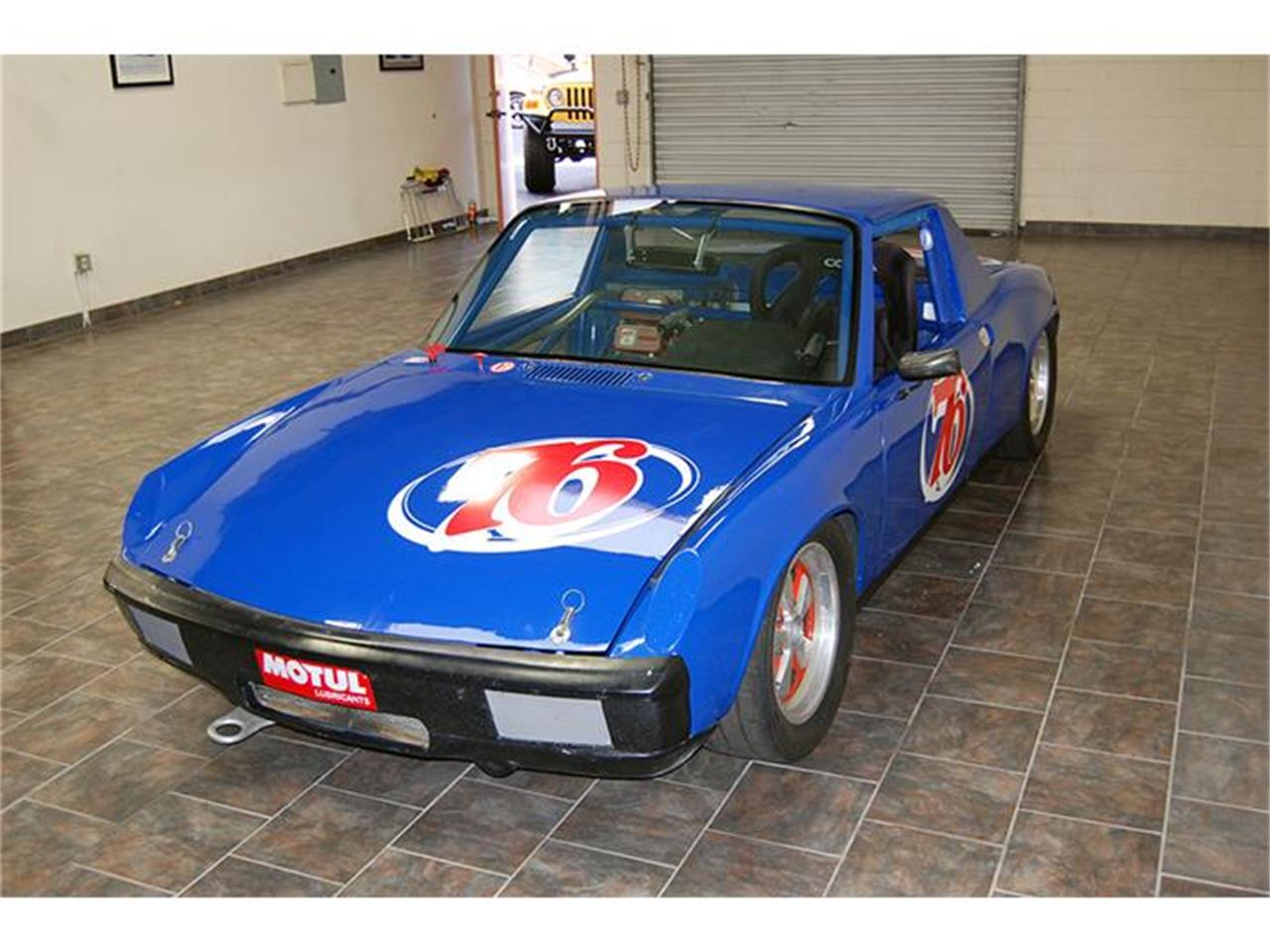 Large Picture of Classic '73 Porsche 914 located in Fallbrook California - $52,000.00 Offered by CPR Classic Sales - G9HQ