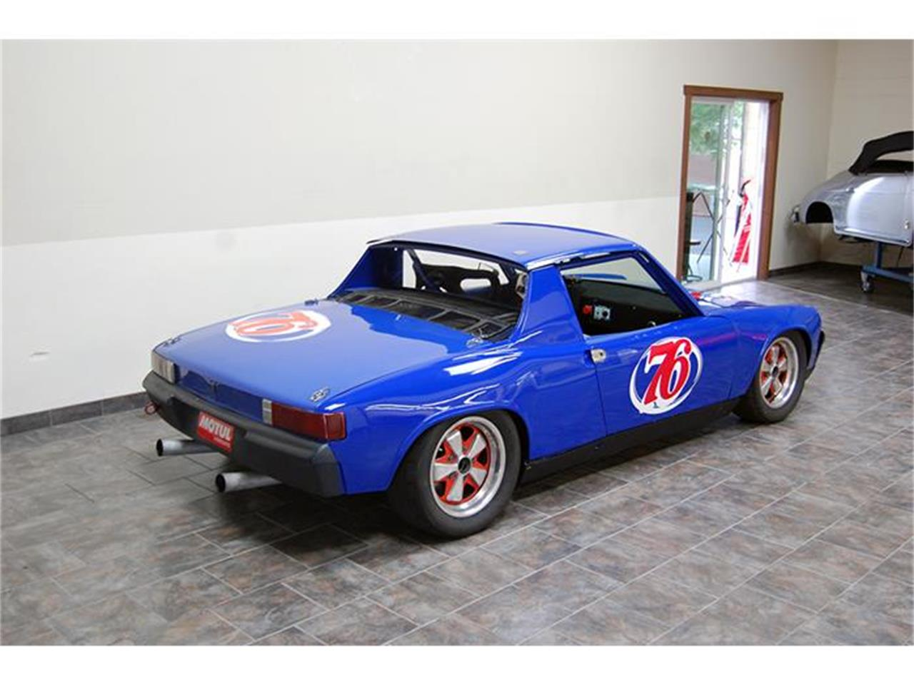 Large Picture of Classic 1973 Porsche 914 located in Fallbrook California - $52,000.00 Offered by CPR Classic Sales - G9HQ