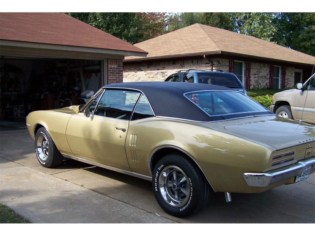 Large Picture of Classic '67 Firebird located in SPRINGDALE Arkansas - G9J7