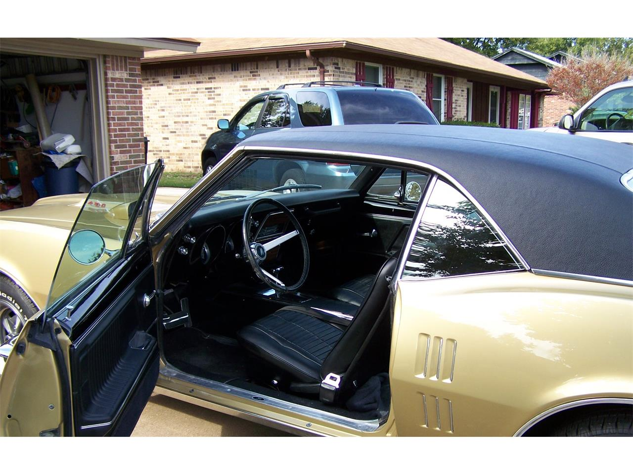 Large Picture of Classic '67 Firebird located in Arkansas Offered by a Private Seller - G9J7