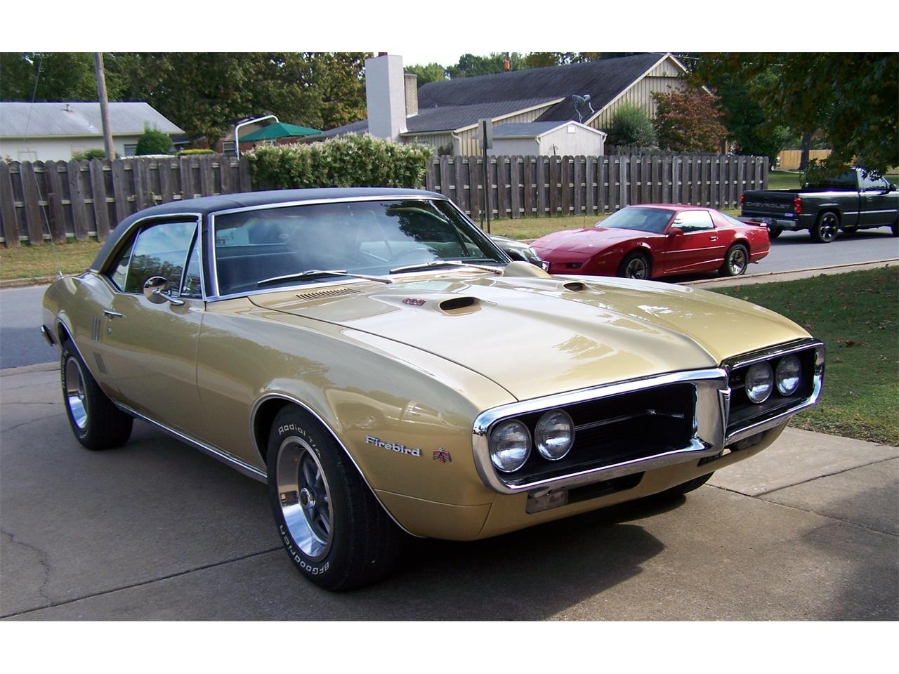 Large Picture of Classic '67 Pontiac Firebird located in Arkansas - G9J7
