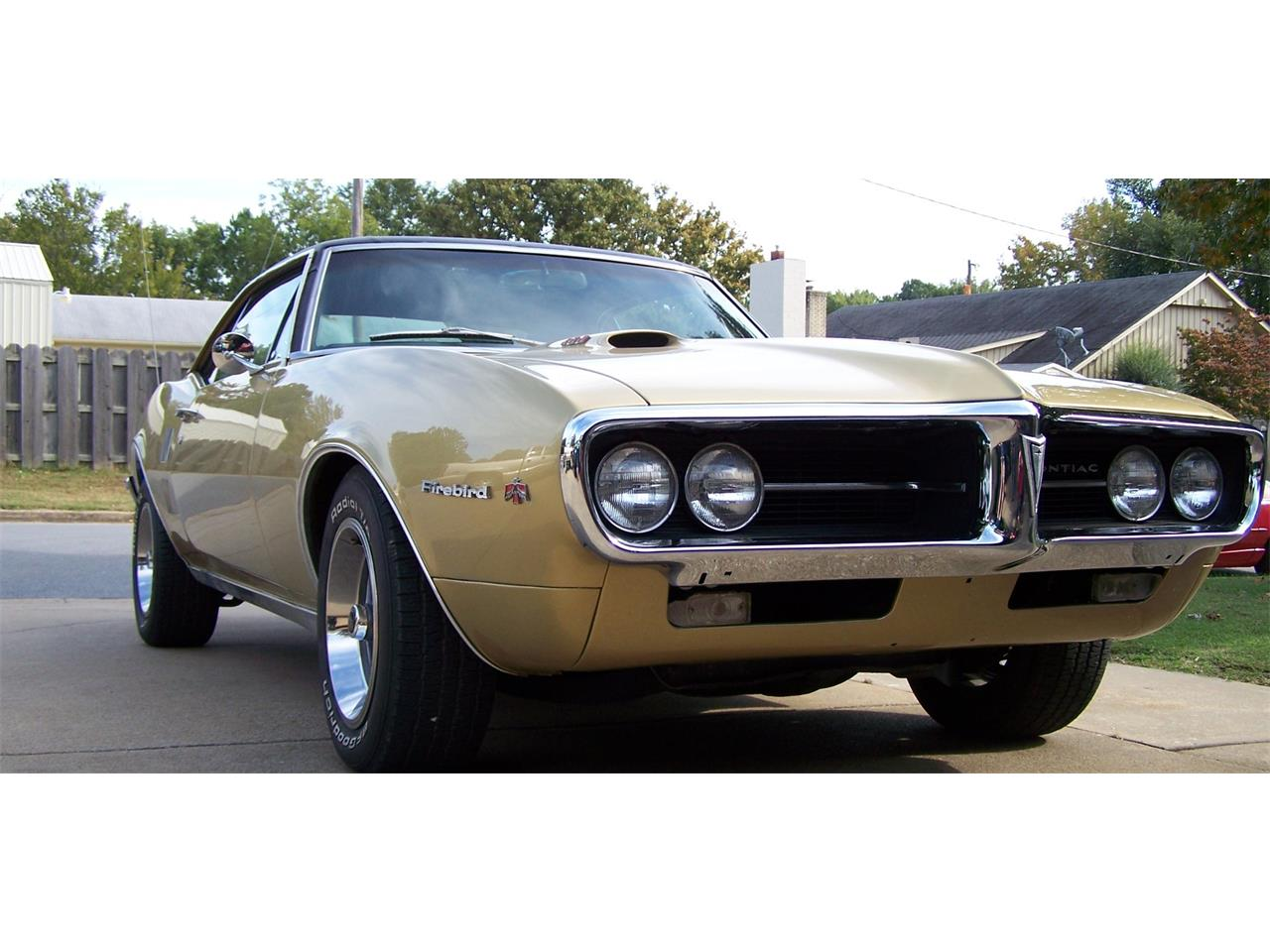 Large Picture of '67 Pontiac Firebird - $29,995.00 - G9J7