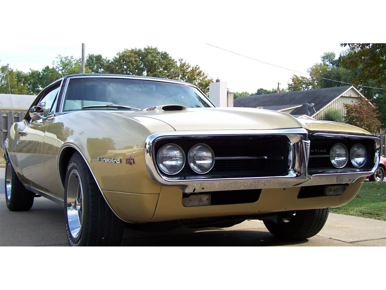 Large Picture of '67 Pontiac Firebird located in Arkansas - $29,995.00 Offered by a Private Seller - G9J7