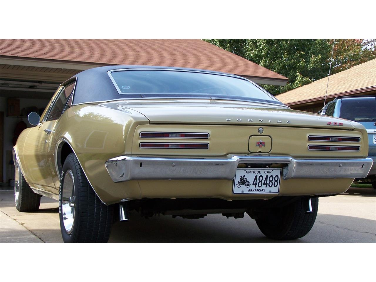 Large Picture of Classic 1967 Firebird - $29,995.00 - G9J7