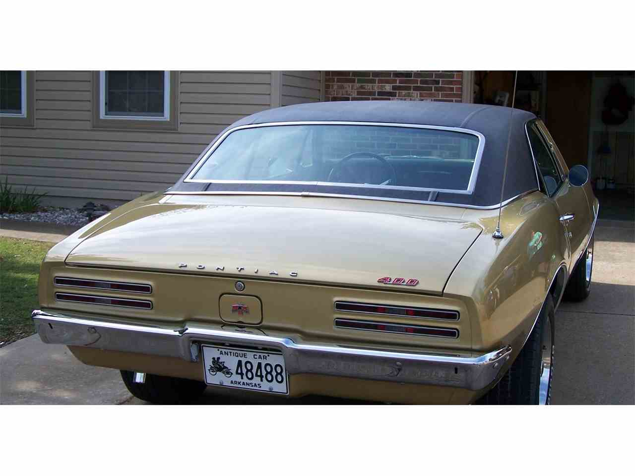 Large Picture of '67 Firebird - G9J7