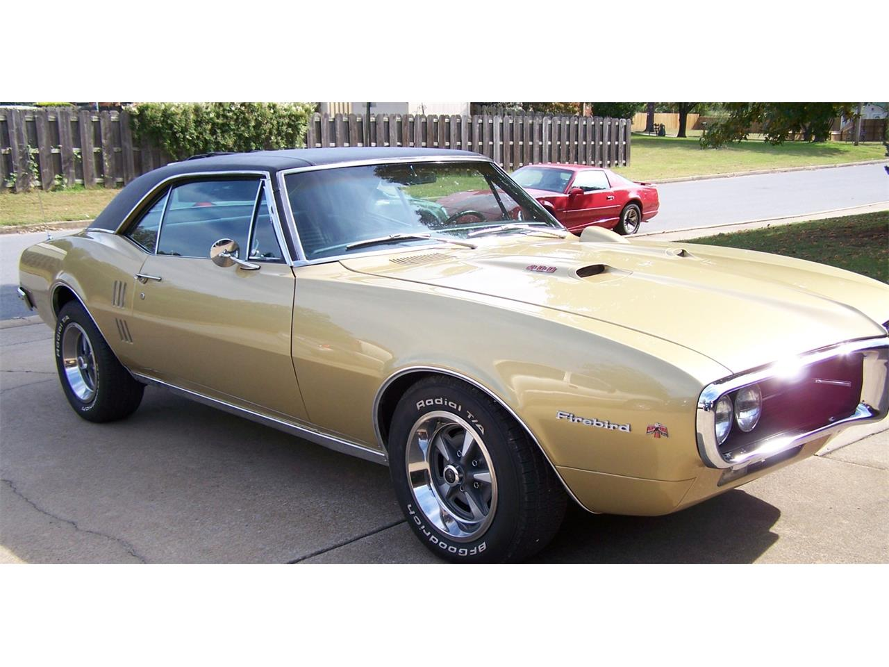 Large Picture of Classic '67 Firebird located in Arkansas - $29,995.00 - G9J7