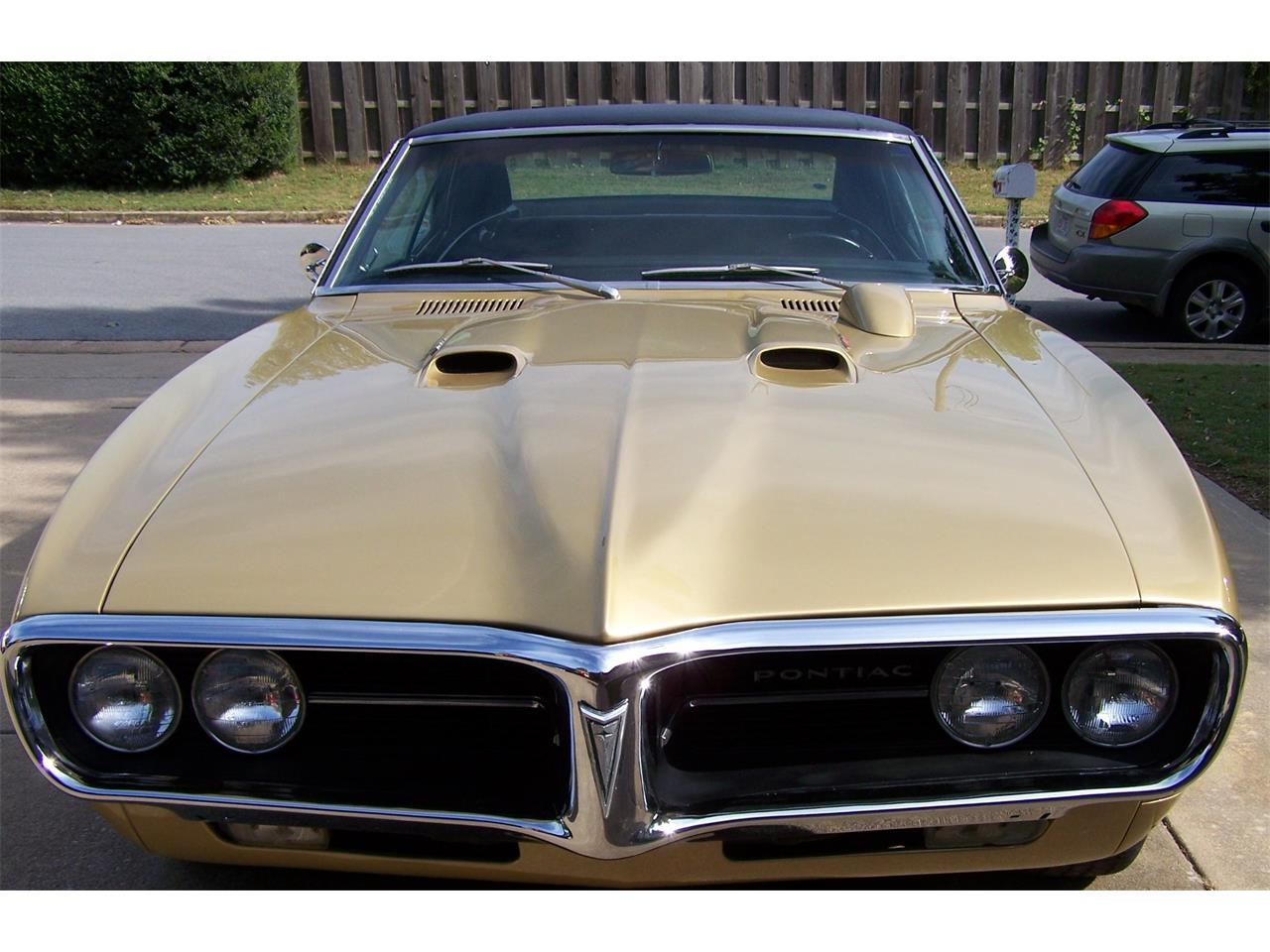 Large Picture of Classic '67 Firebird located in SPRINGDALE Arkansas - $29,995.00 - G9J7