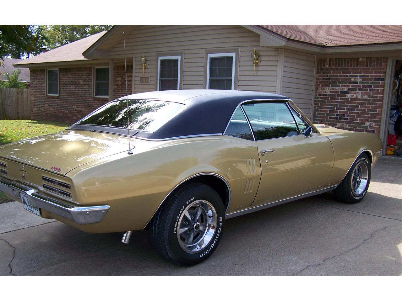 Large Picture of 1967 Pontiac Firebird located in Arkansas - G9J7