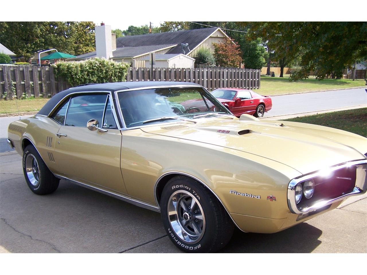 Large Picture of Classic 1967 Pontiac Firebird located in SPRINGDALE Arkansas Offered by a Private Seller - G9J7