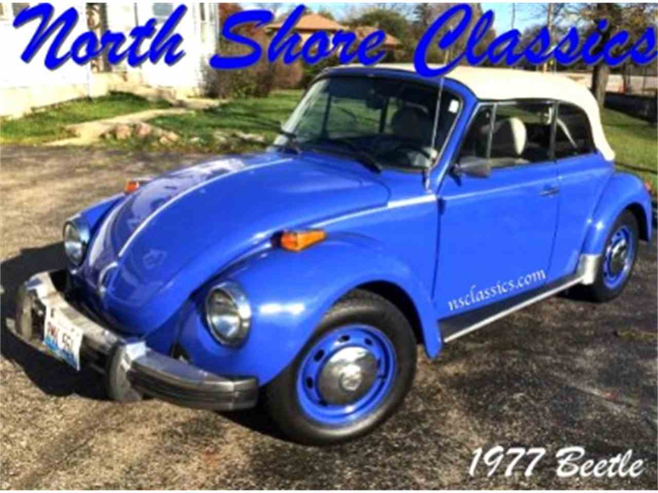 Large Picture of '77 Beetle - G9K6