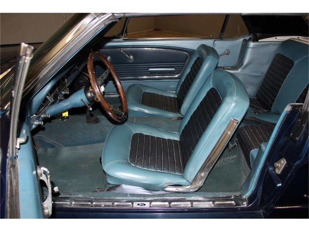Large Picture of '66 Mustang - G9MD