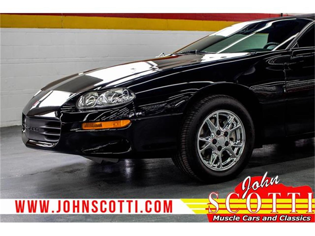 Large Picture of '02 Chevrolet Camaro - $38,995.00 - G9NO