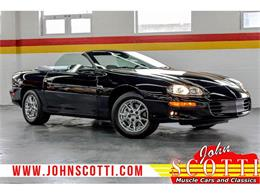 Picture of '02 Camaro located in Montreal Quebec Offered by John Scotti Classic Cars - G9NO