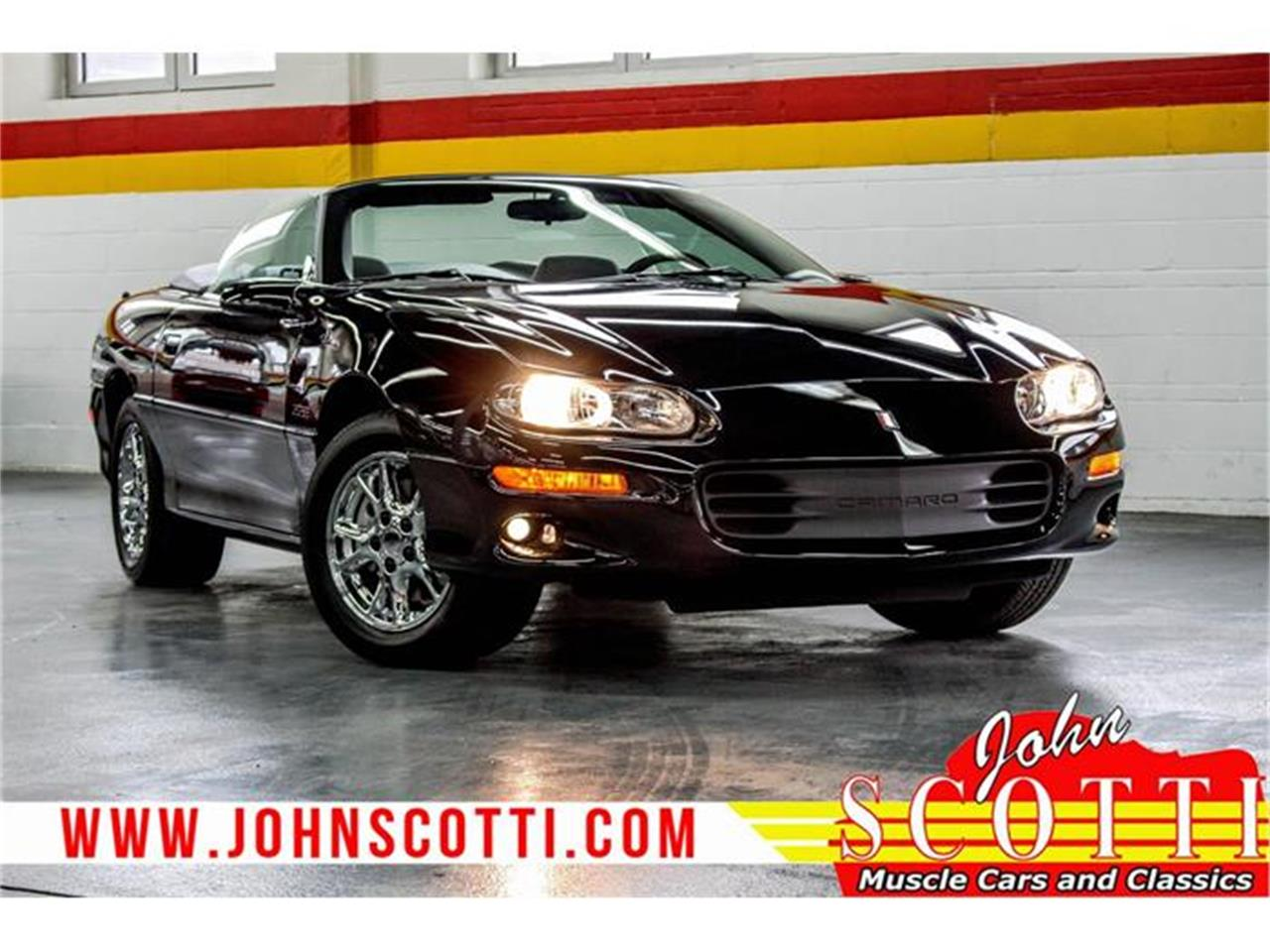 Large Picture of '02 Camaro located in Quebec - $38,995.00 - G9NO