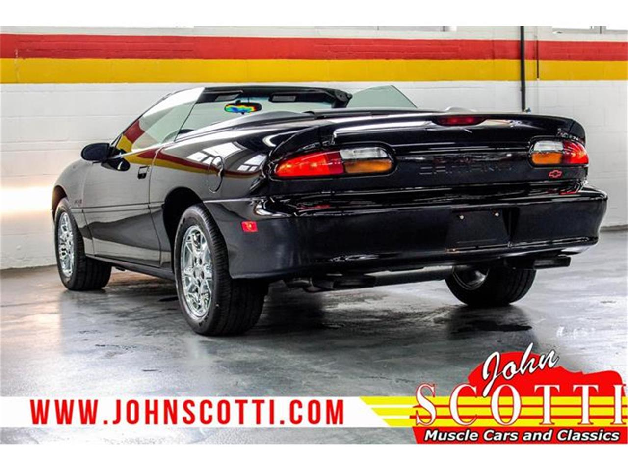 Large Picture of 2002 Chevrolet Camaro located in Quebec - $38,995.00 Offered by John Scotti Classic Cars - G9NO