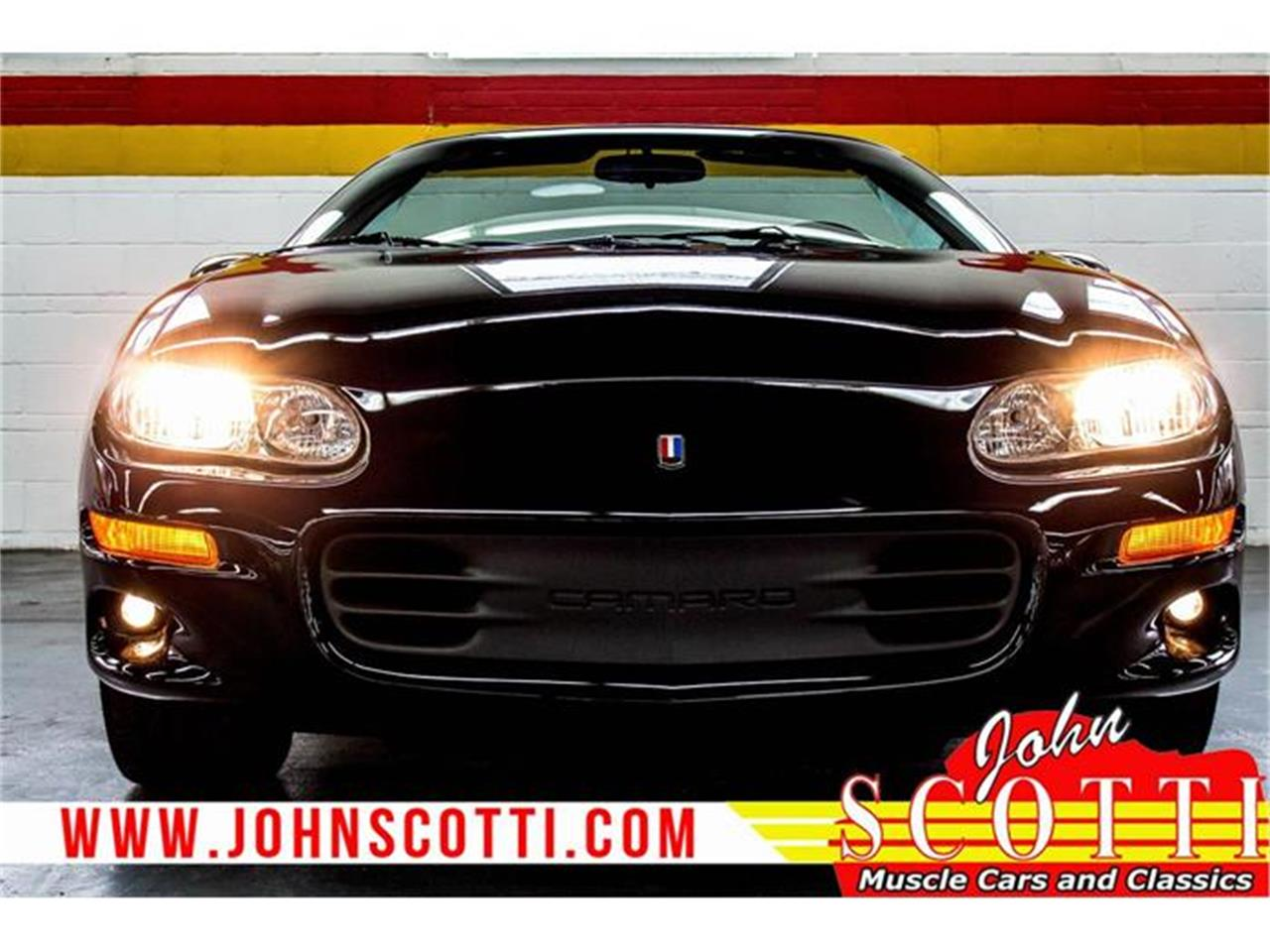 Large Picture of 2002 Camaro Offered by John Scotti Classic Cars - G9NO