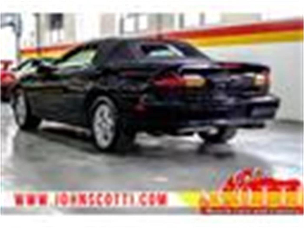 Large Picture of 2002 Chevrolet Camaro located in Montreal Quebec - $38,995.00 Offered by John Scotti Classic Cars - G9NO