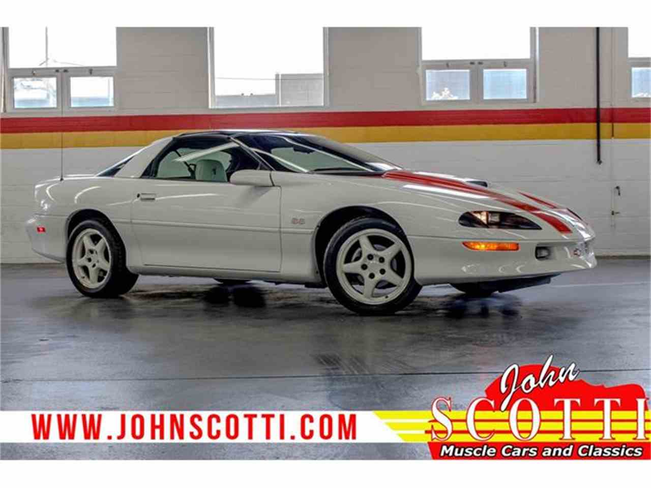 Large Picture of '97 Camaro SS Z28 - G9NR