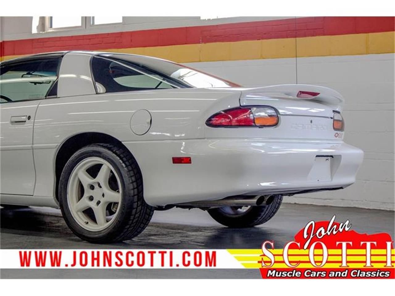 Large Picture of '97 Camaro SS Z28 Offered by John Scotti Classic Cars - G9NR
