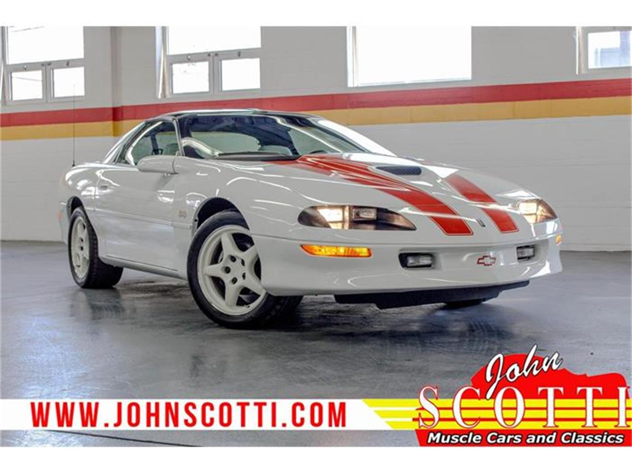 Large Picture of '97 Chevrolet Camaro SS Z28 Offered by John Scotti Classic Cars - G9NR