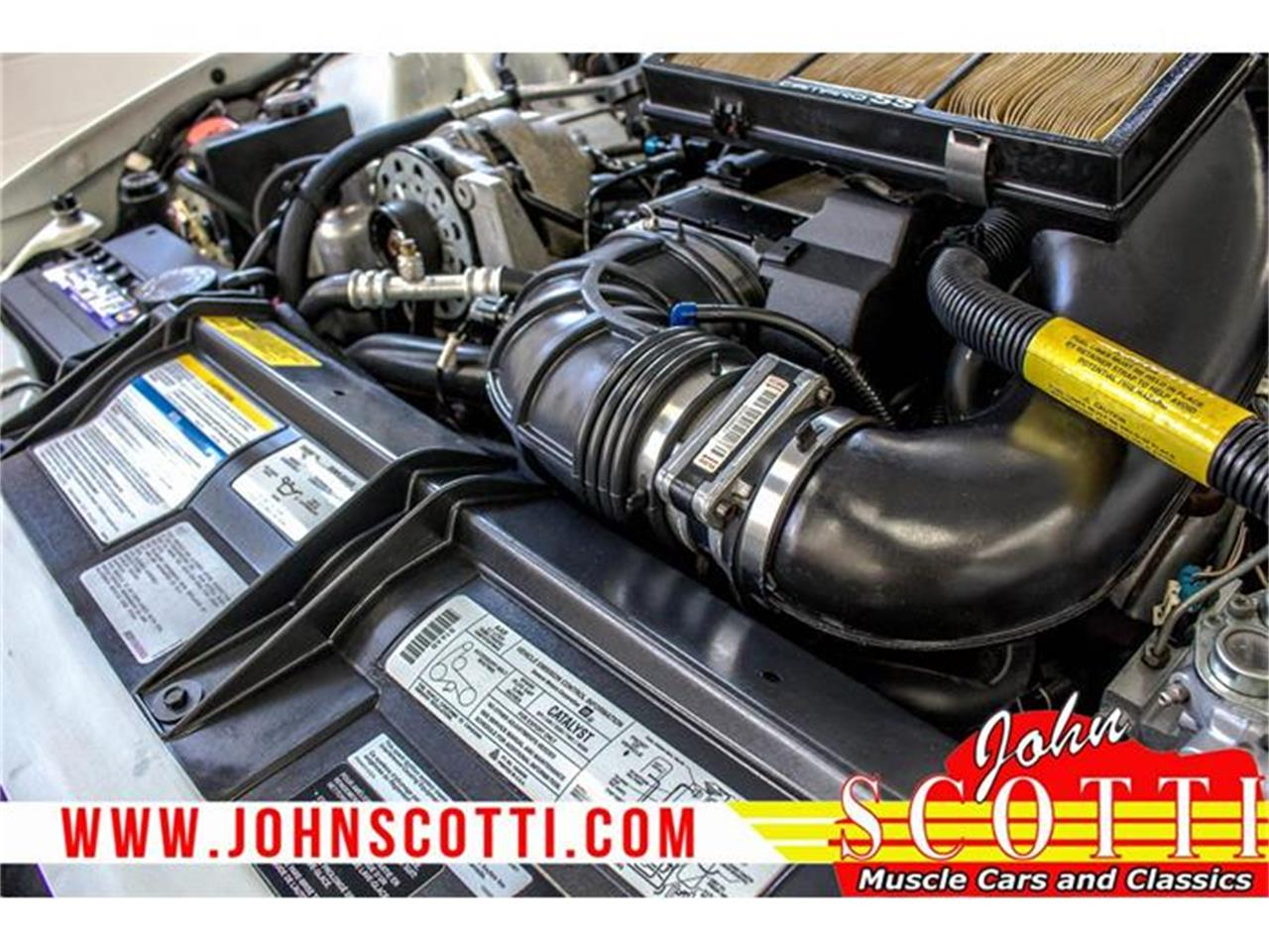 Large Picture of 1997 Chevrolet Camaro SS Z28 - $22,990.00 Offered by John Scotti Classic Cars - G9NR