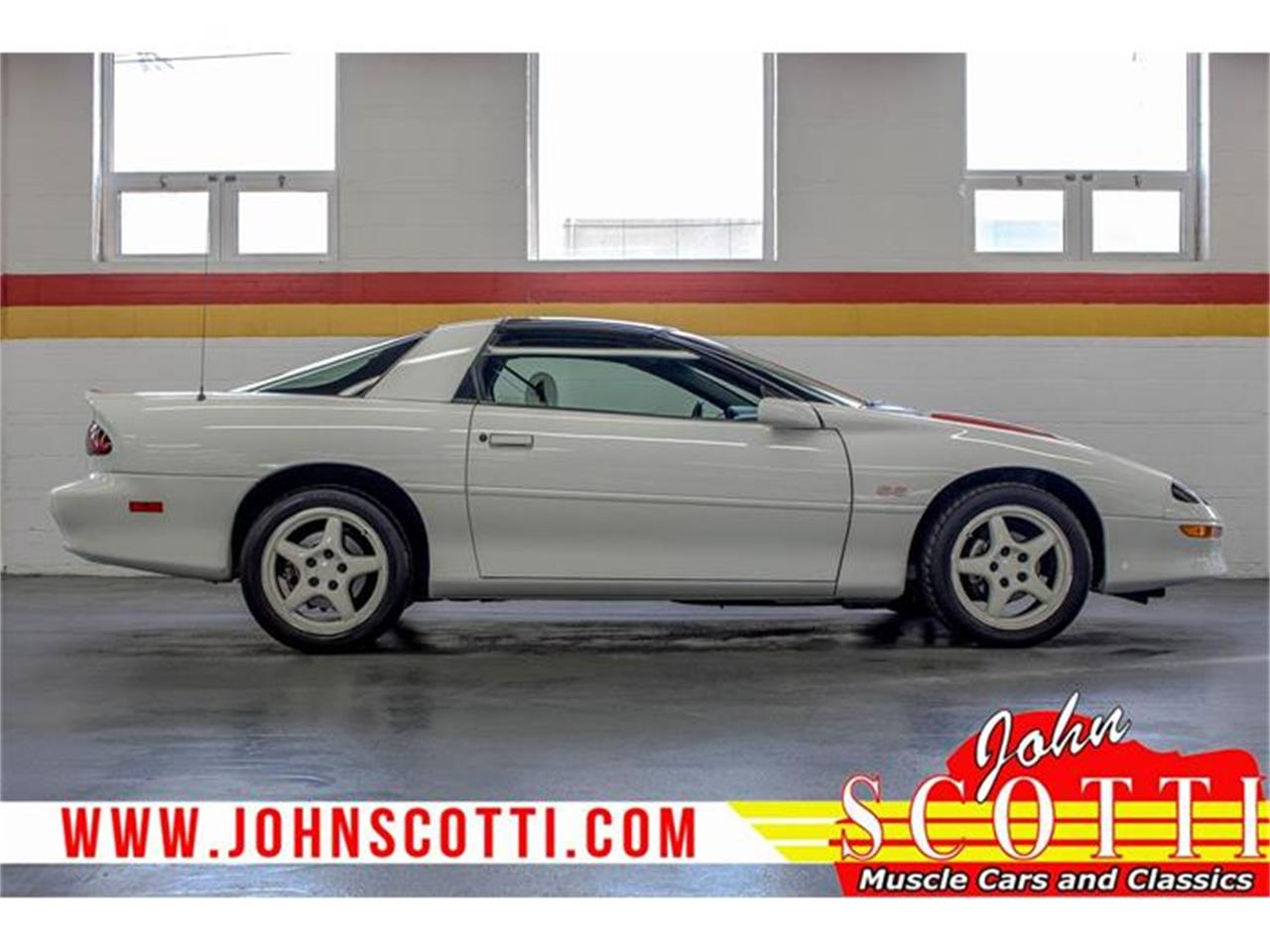 Large Picture of '97 Chevrolet Camaro SS Z28 - $22,990.00 Offered by John Scotti Classic Cars - G9NR