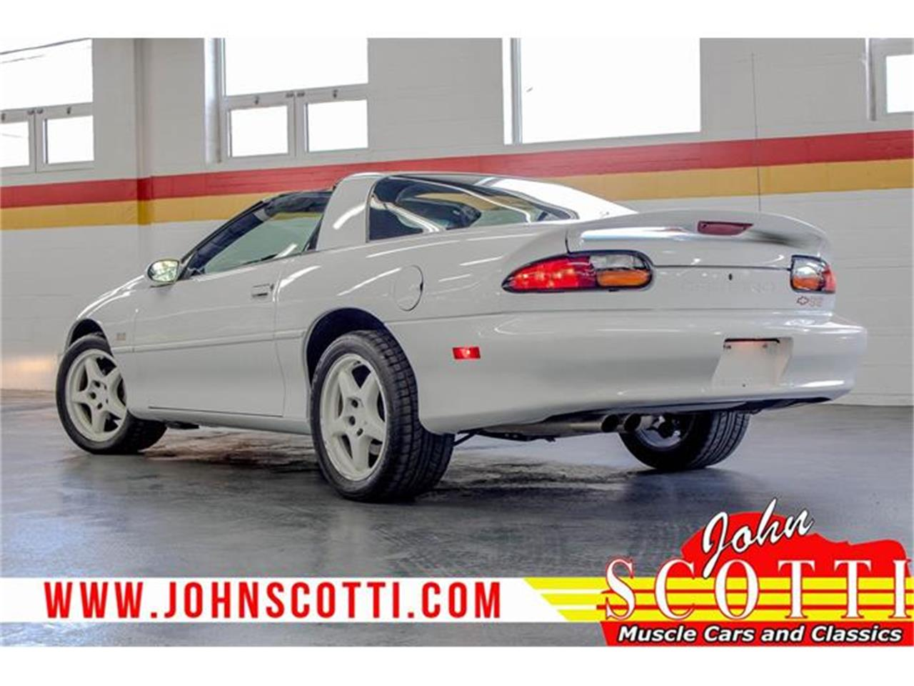 Large Picture of '97 Camaro SS Z28 - $22,990.00 - G9NR