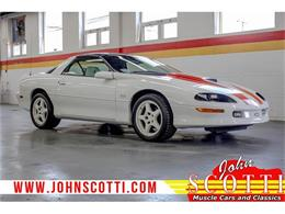 Picture of 1997 Camaro SS Z28 located in Montreal Quebec Offered by John Scotti Classic Cars - G9NR