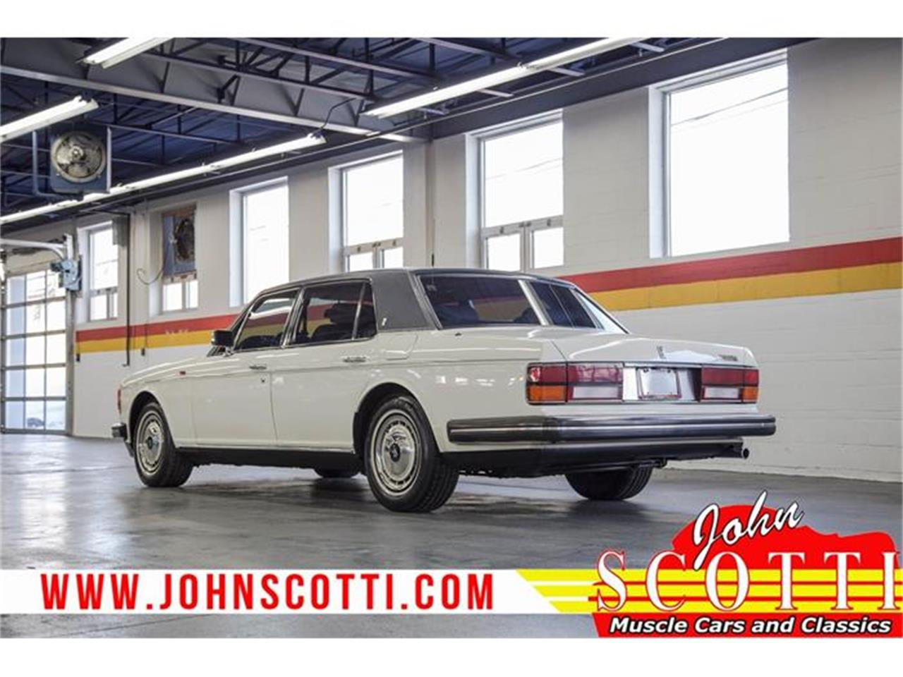 Large Picture of '90 Rolls-Royce Silver Spur II located in Quebec - G9NZ