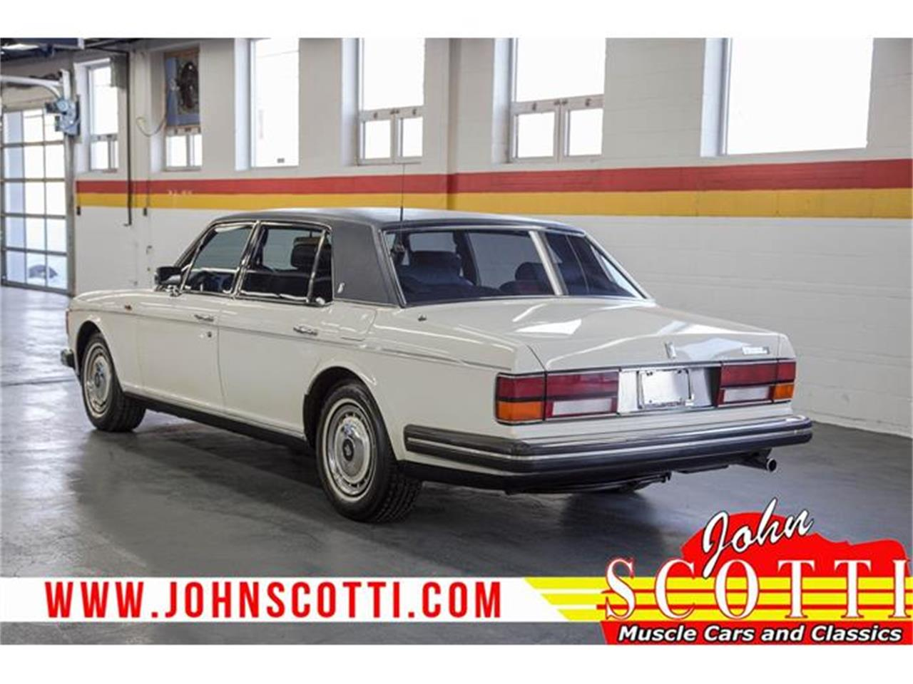 Large Picture of 1990 Silver Spur II located in Quebec Offered by John Scotti Classic Cars - G9NZ