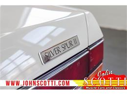 Picture of 1990 Rolls-Royce Silver Spur II located in Montreal Quebec Offered by John Scotti Classic Cars - G9NZ