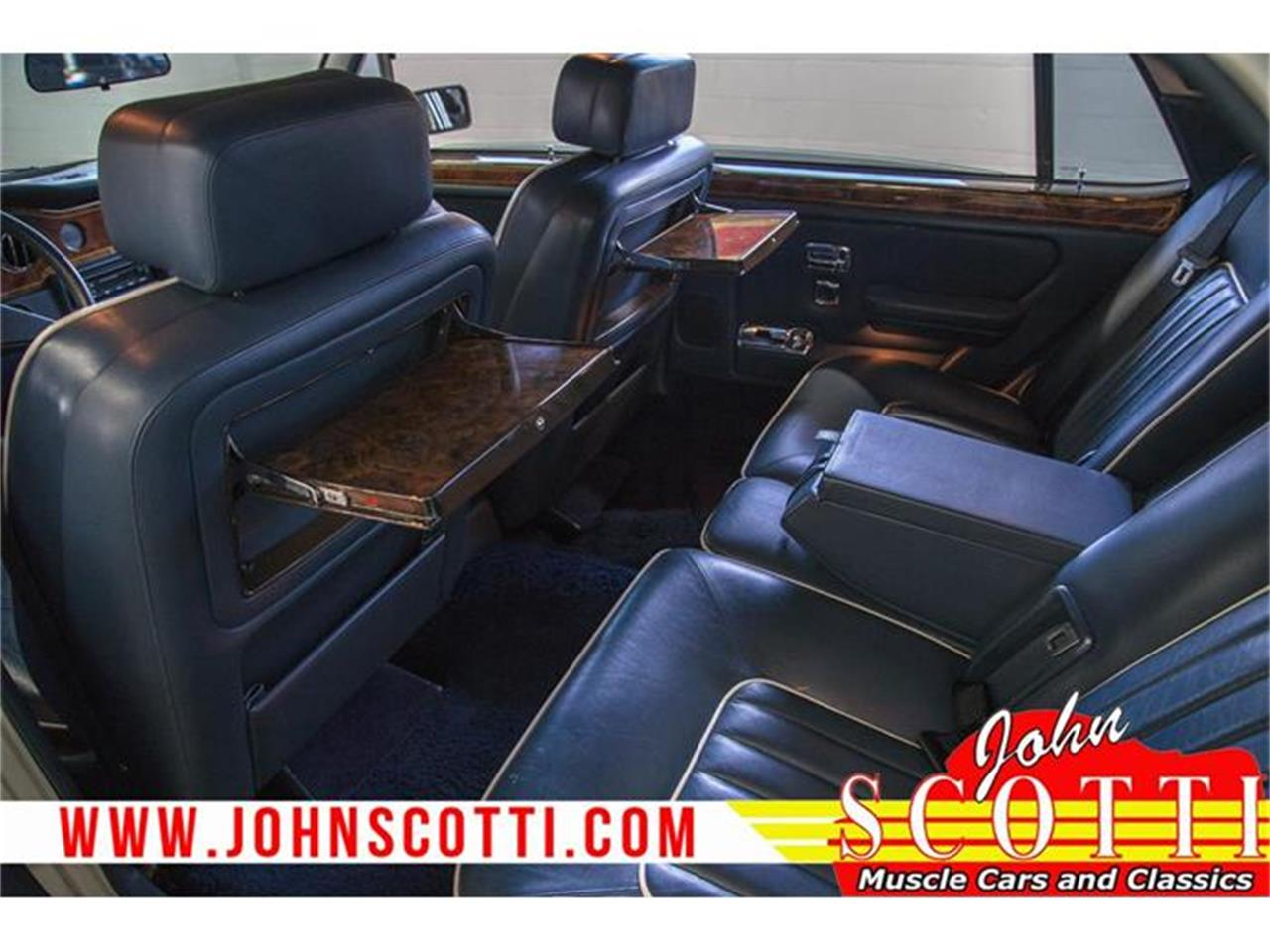 Large Picture of '90 Rolls-Royce Silver Spur II Offered by John Scotti Classic Cars - G9NZ