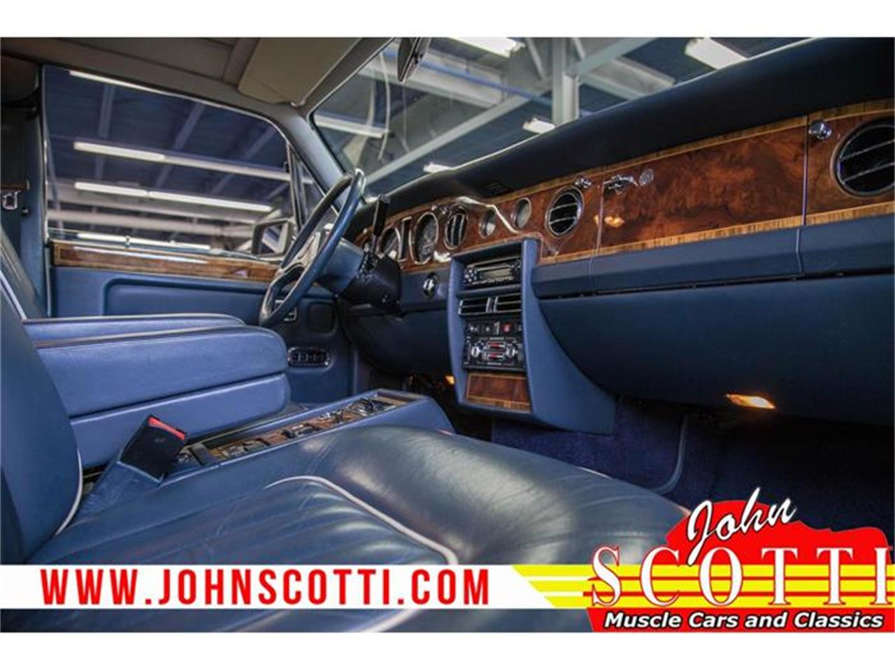 Large Picture of 1990 Silver Spur II located in Montreal Quebec Offered by John Scotti Classic Cars - G9NZ