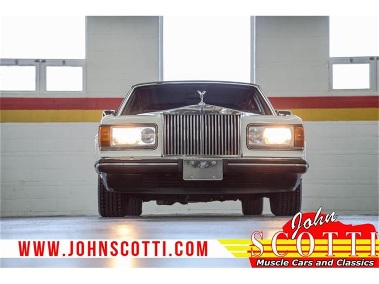 Large Picture of 1990 Rolls-Royce Silver Spur II - $31,900.00 Offered by John Scotti Classic Cars - G9NZ