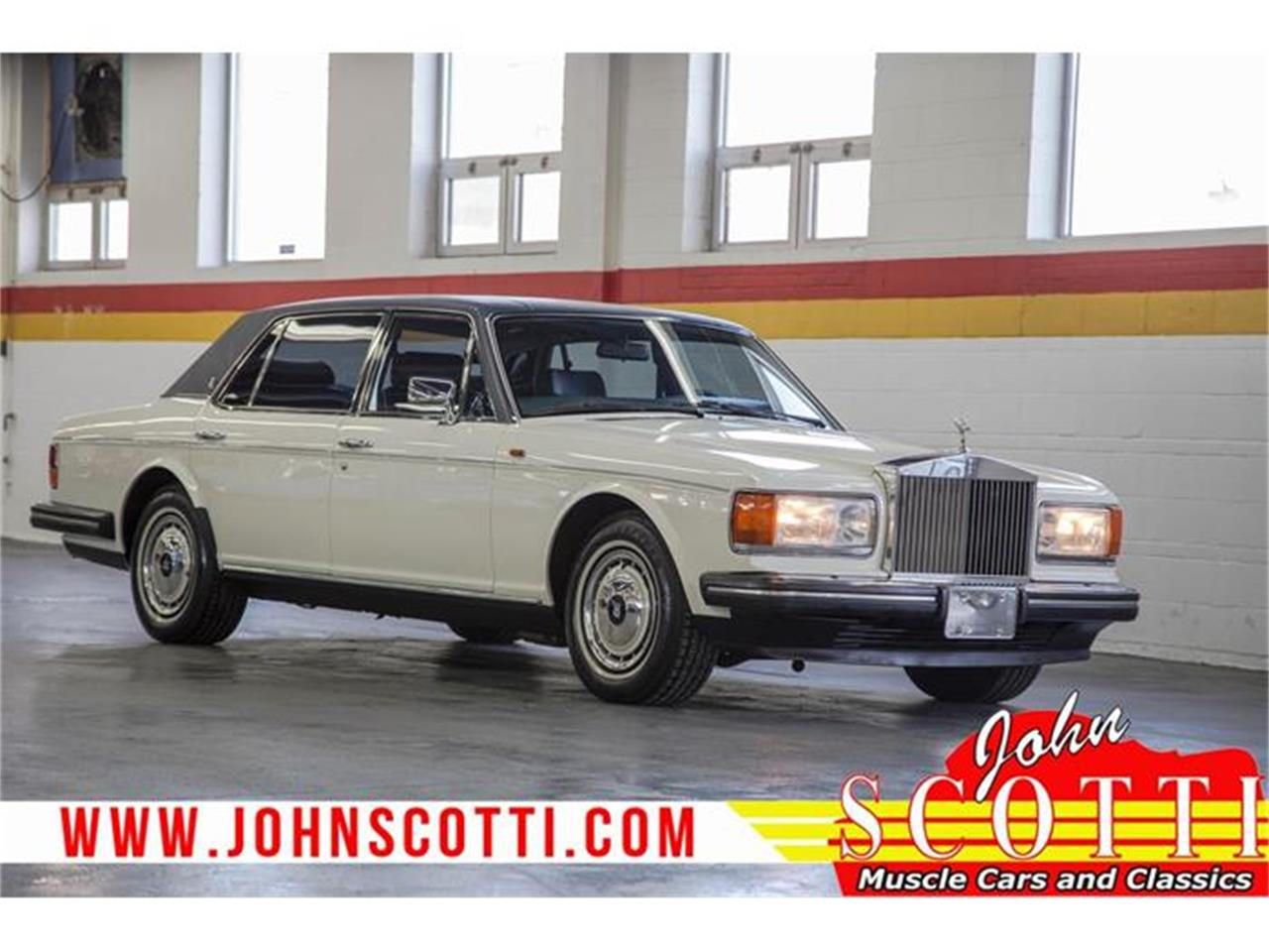 Large Picture of 1990 Rolls-Royce Silver Spur II Offered by John Scotti Classic Cars - G9NZ