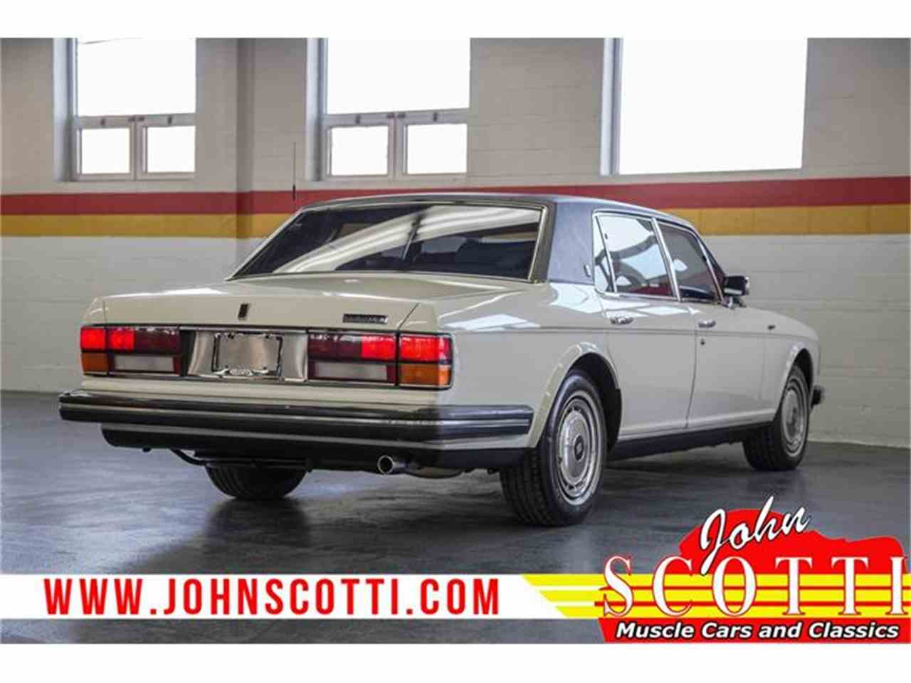 Large Picture of '90 Silver Spur II - G9NZ