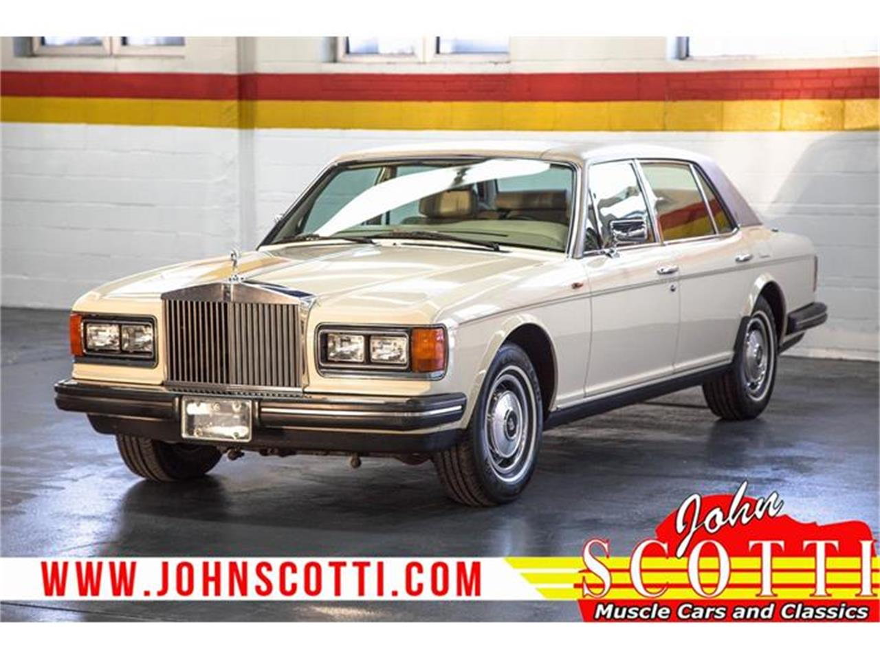 Large Picture of '85 Silver Spur - G9O2