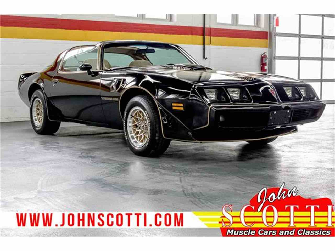 Large Picture of '81 Firebird Trans Am - G9O3