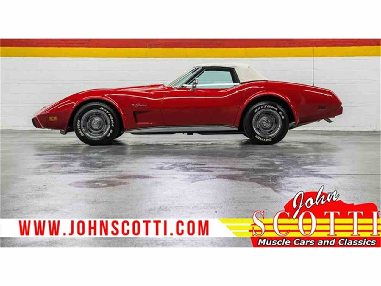 Large Picture of '75 Corvette - G9O4