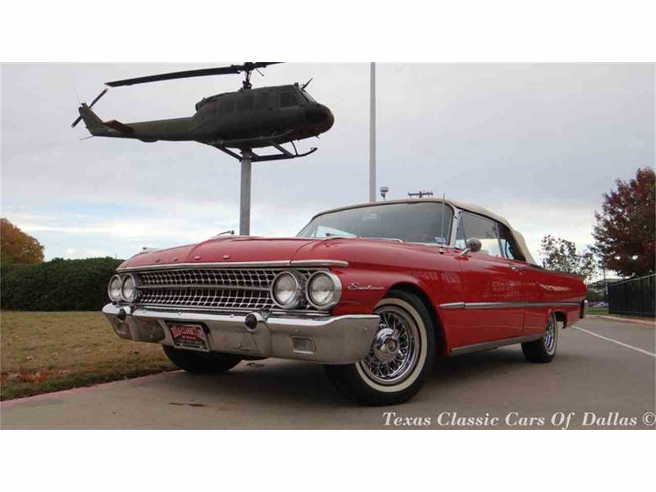 1961 Ford Sunliner for Sale | ClassicCars.com | CC-750907
